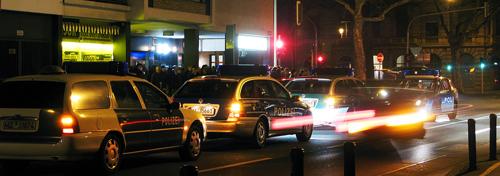 Phänomen Polizei
