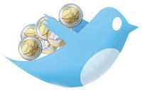 Twitter Werbung Logo