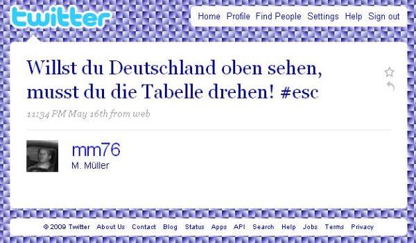 Lehrreicher Tweet von mm76 zu dem schlechten Ergebnis Deutschlands