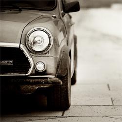 Auto Scheinwerfer