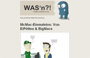 Was'n?