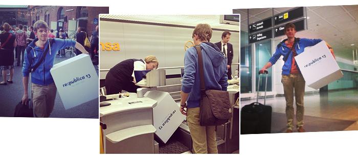 rp13 Würfel auf Reisen