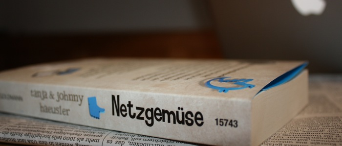 Netzgemüse Buch
