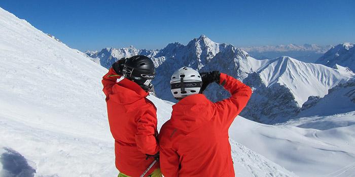 Skifahren Zugspitze_080314